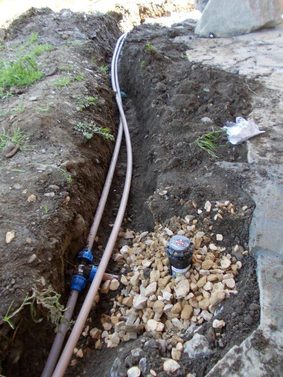 System nawadniania w Kętach